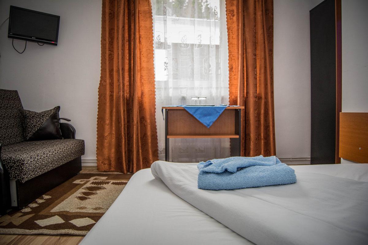 Cazare în cameră cvadruplă - Vila Petre - Stațiunea Straja